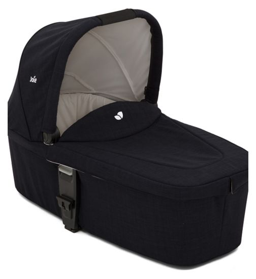 Joie Chrome DLX Carrycot - Navy