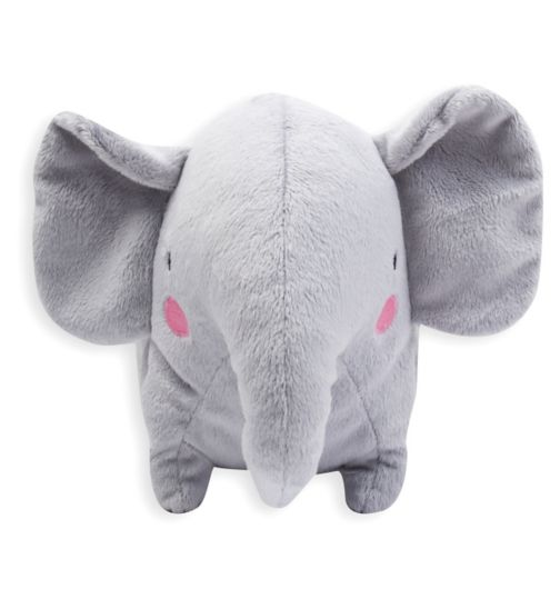 Mini Club Tiny Treasures Elephant Plush Toy
