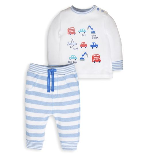 Mini Club Baby Boys Top and Joggers Set