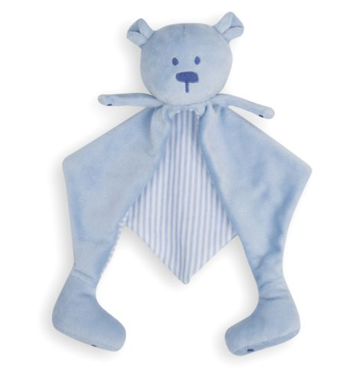 Mini Club Baby Bear Comforter Blue