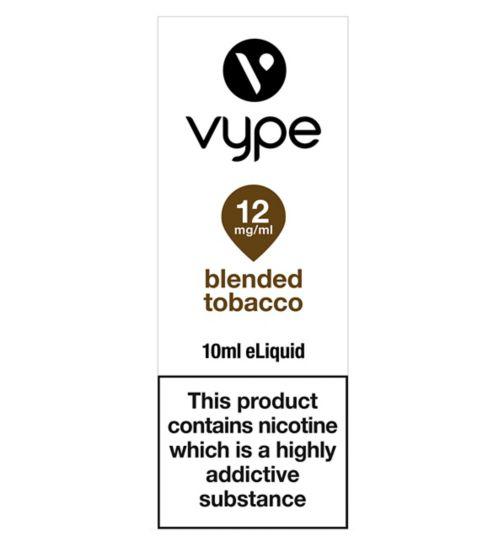 Vype blended tobacco 10ml eLiquid