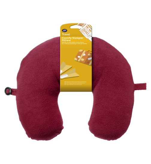 Boots Comfy Travel Neck Pillow