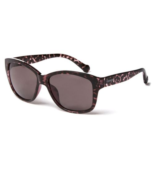 Converse Ladies Purple Tortoiseshell Sunglasses