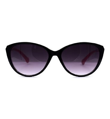 Converse Ladies Sunglasses - Black and Pink Frame