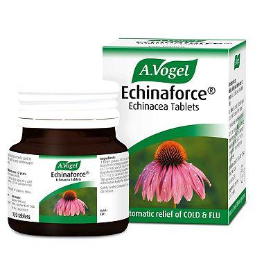 Image of A.Vogel Echinaforce Echinacea Tablets 120 Tablets