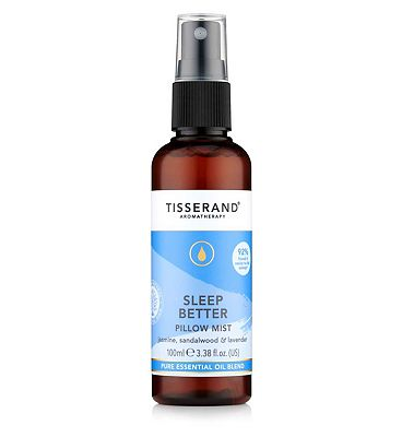 Tisserand Aromatherapy Sleep Better Pillow Mist