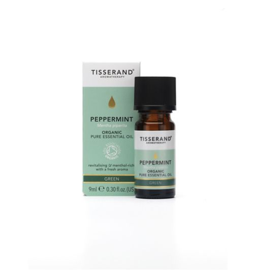 Tisserand Aromatherapy Oil Peppermint 9ml