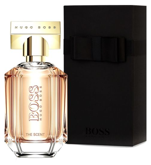HUGO BOSS BOSS The Scent for her Eau de Parfum Gifting Box 50ml