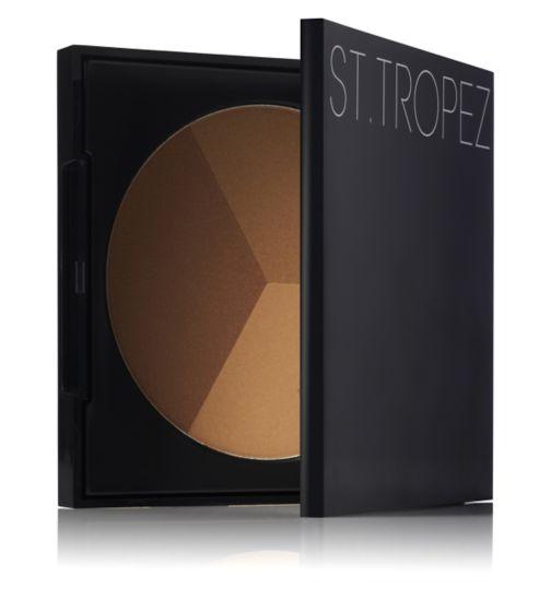 St Tropez 3 in 1 Bronzing Powder