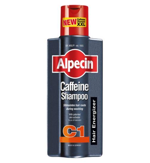 Alpecin Caffeine Shampoo 375ml