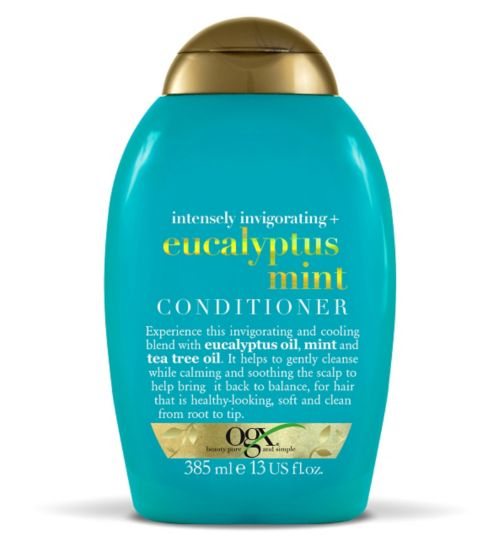 OGX Intensely Invigorating Eucalyptus Mint Conditioner