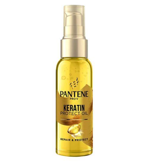 Pantene Repair  & Protect Hair Oil With Vitamın E 100ml