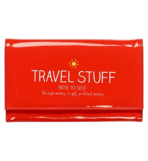 Happy Jackson Travel Document Holder