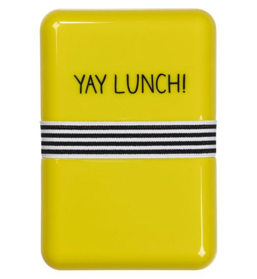 Wild & Wolf Happy Jackson Lunch box - Yay Lunch
