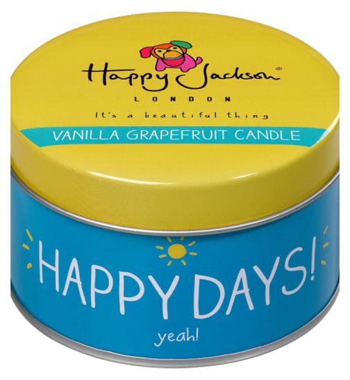Wild & Wolf Happy Jackson Candle Happy Days