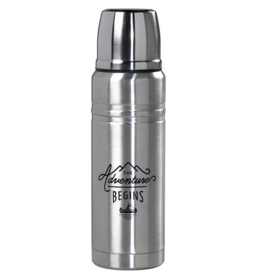 Wild & Wolf Gentlemen's Hardware Flask