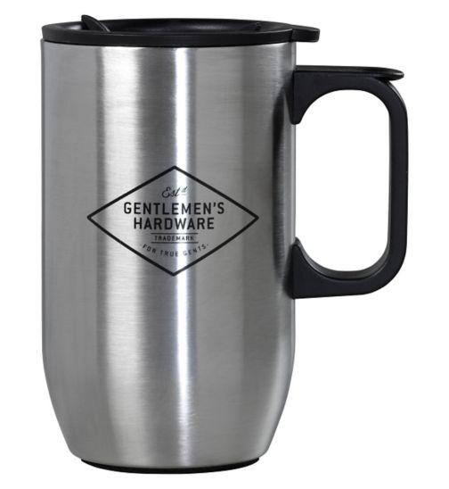 Wild & Wolf Gentlemen's Hardware Travel Mug