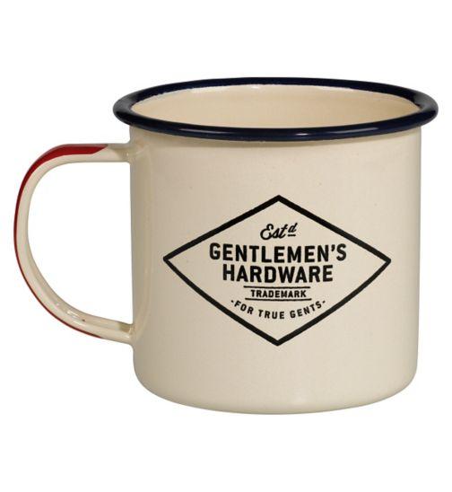 Wild & Wolf Gentlemen's Hardware Enamel Mug