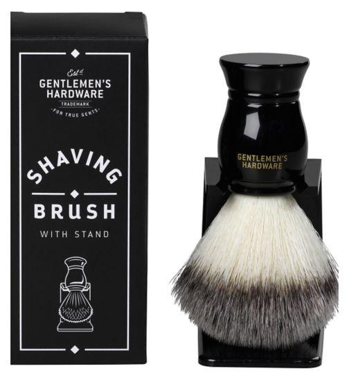 Wild & Wolf Gentlemen's Hardware Shaving Brush