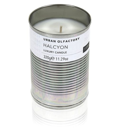Urban Olfactory Halcyon Luxury Candle