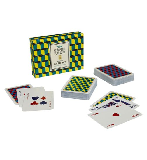 Wild & Wolf Games Room Playing Cards Game