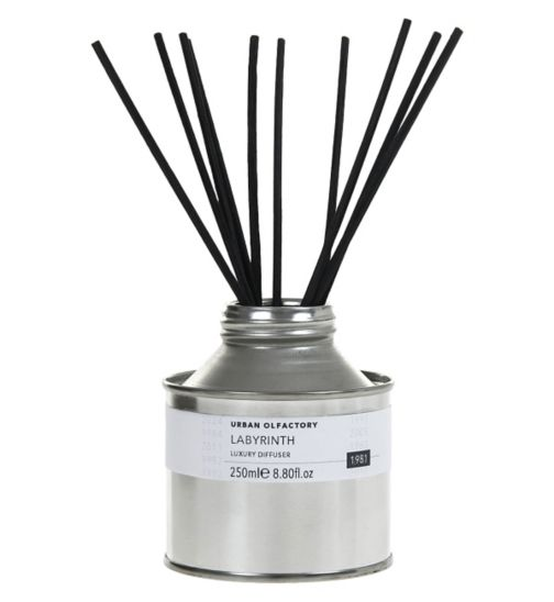 Urban Olfactory Labyrinth Luxury Diffuser