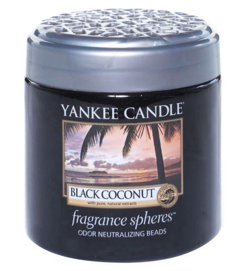 Yankee Candle Fragrance Spheres Black Coconut