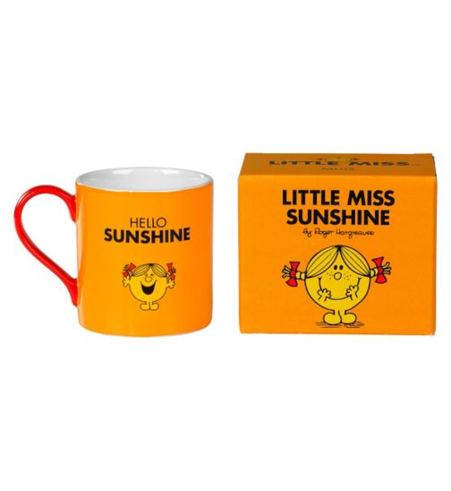 Wild & Wolf Little Miss Sunshine Mug