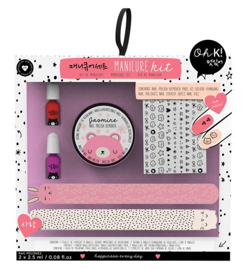 Oh K Manicure Kit