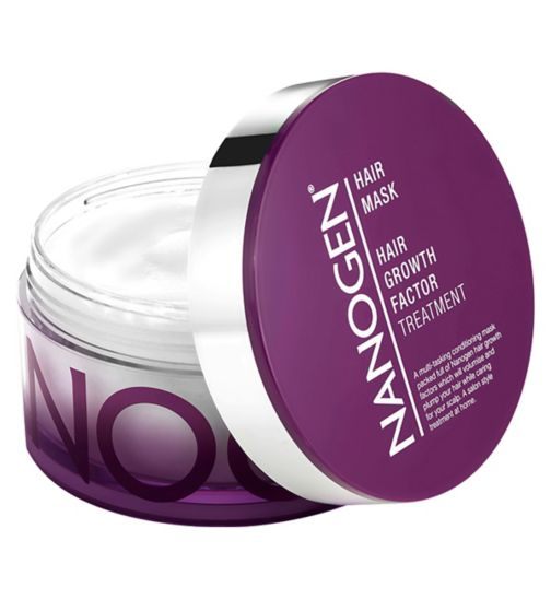 Nanogen hair thickening mask 200ml