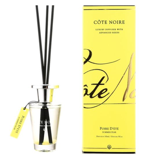 Côte Noire Luxury Diffuser 150ml Summer Pear
