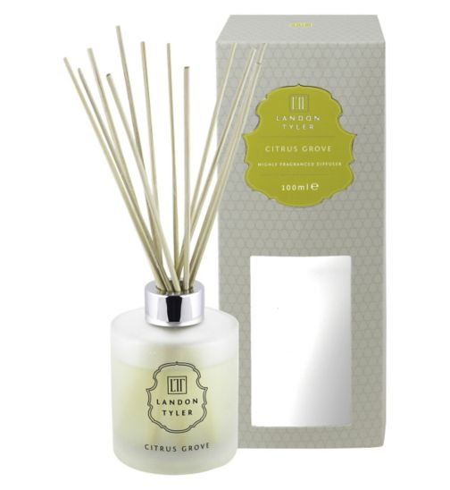 Landon Tyler reed diffuser citrus grove 100ml