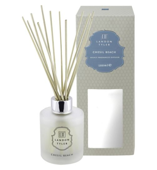 Landon Tyler 100ml Reed Diffuser - Chesil Beach