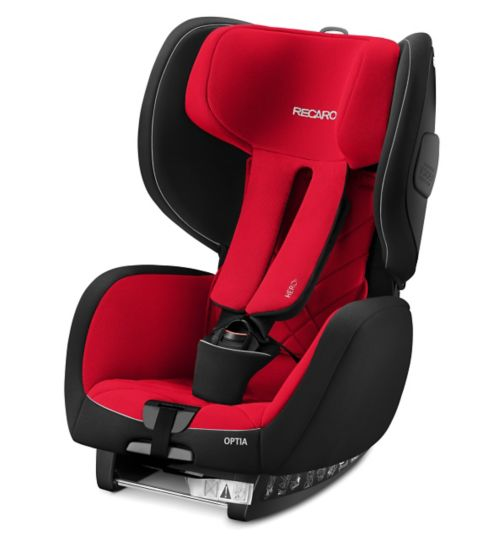 RECARO Optia - RaRECARO Optia Car Seat - Racing Red