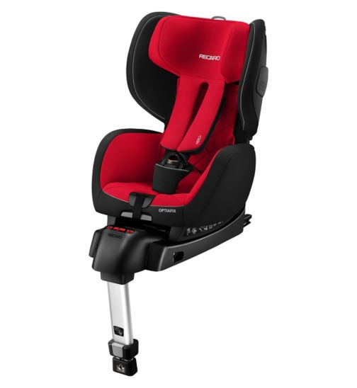 RECARO Optiafix- Racing Red