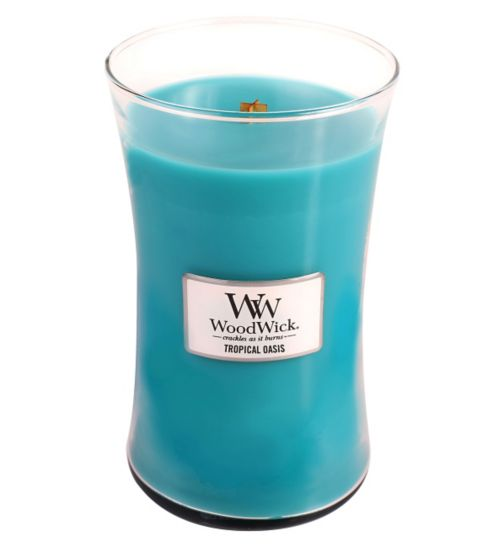 Woodwick Tropical Oasis Large Core