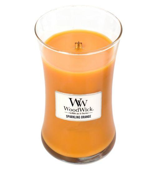 Woodwick Sparkling Orange Large Core