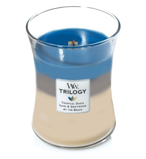 Woodwick Nautical Escape Medium Trilogy