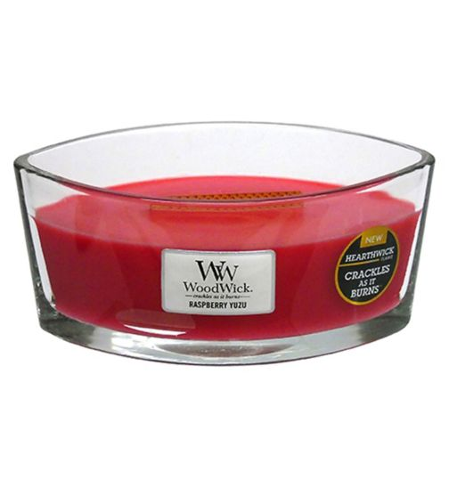 Woodwick Raspberry Yuzu Hearthwick Core