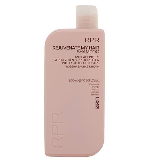 RPR Rejuvenate My Hair Shampoo