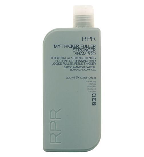 RPR My thicker Fuller Stronger Shampoo