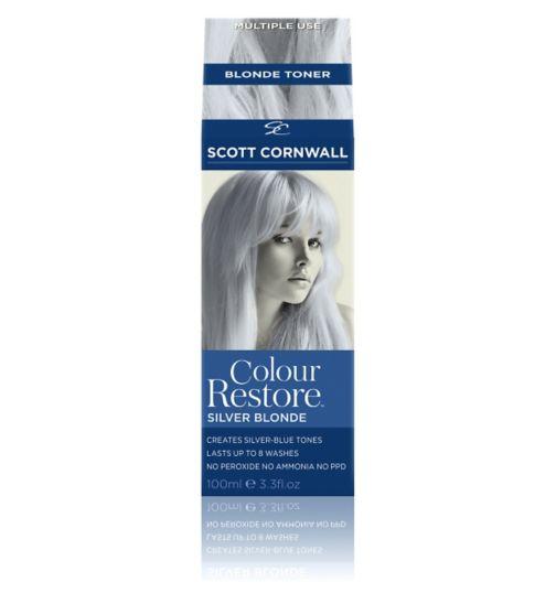 Scott Cornwall Colour Restore Silver Blonde