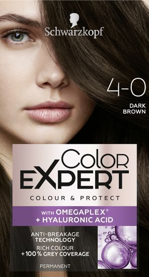 Schwarzkopf Color Expert Dark Brown 4.0 Hair Dye