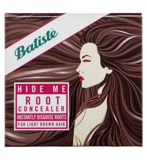 Batiste Root Concealer Light Brown 3.9g