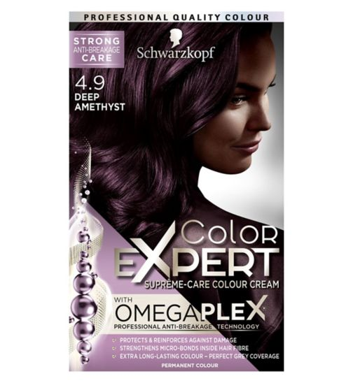Schwarzkopf Color Expert Deep Amethyst 4.9 Hair Dye