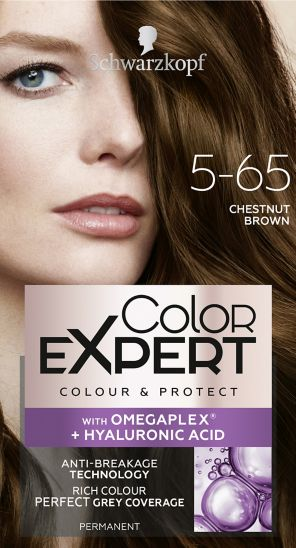 Schwarzkopf Color Expert Chestnut Brown 5.65 Hair Dye