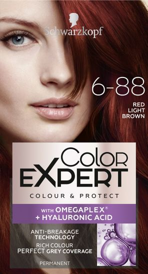 Schwarzkopf Color Expert Intense Ruby 6.88 Hair Dye