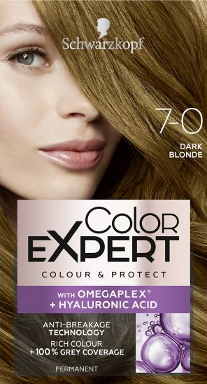 Schwarzkopf Color Expert Dark Blonde 7.0 Hair Dye