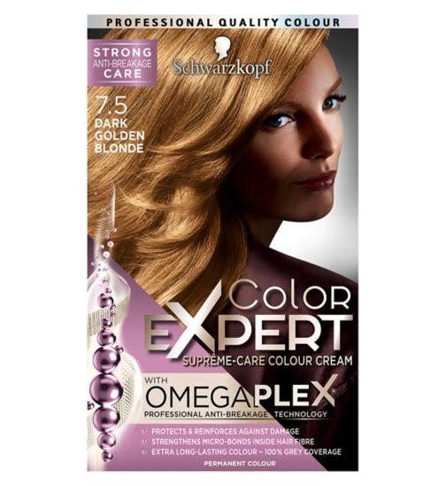 Schwarzkopf Color Expert Dark Golden Blonde 7.5 Hair Dye