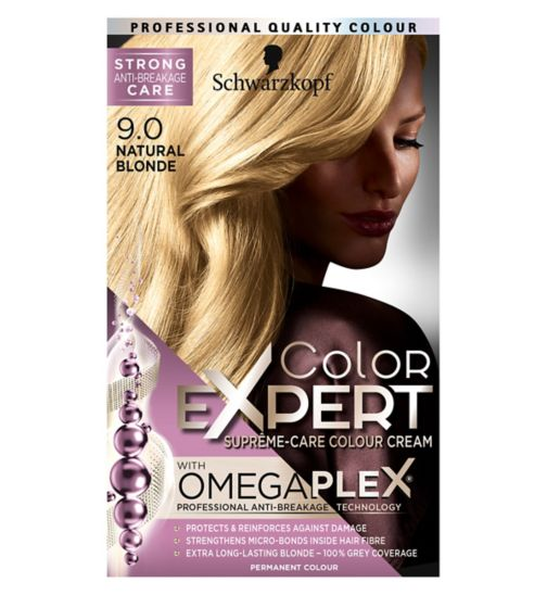 Schwarzkopf Color Expert Natural Blonde 9.0 Hair Dye